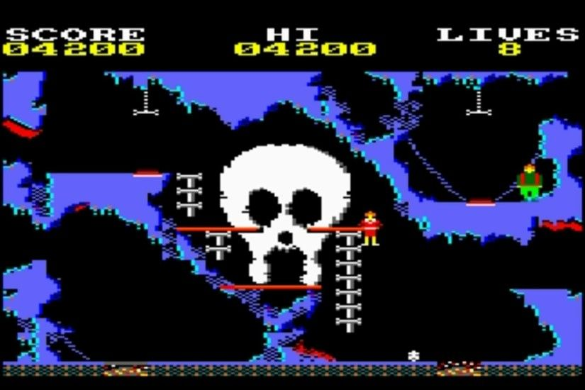 The Goonies Amstrad cpc HD