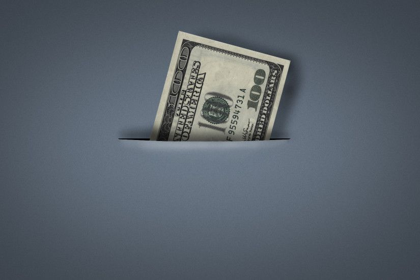 Man Made - Dollar Wallpaper