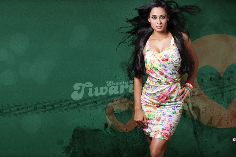 Indian Celebrities(F) Shweta Tiwari Wallpaper Wallpapers Also available in  screen resolutions.