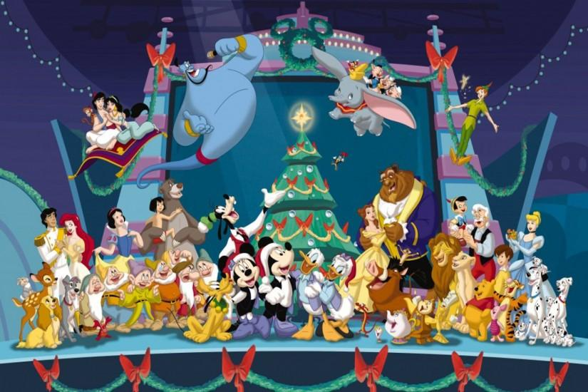 125040 free download disney christmas wallpaper