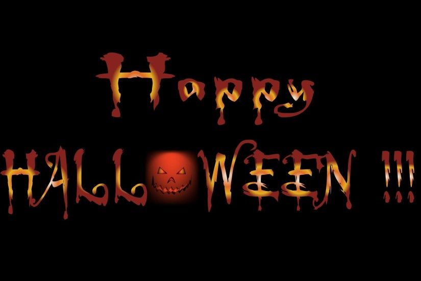 Wallpapers For > Scary Happy Halloween Wallpapers