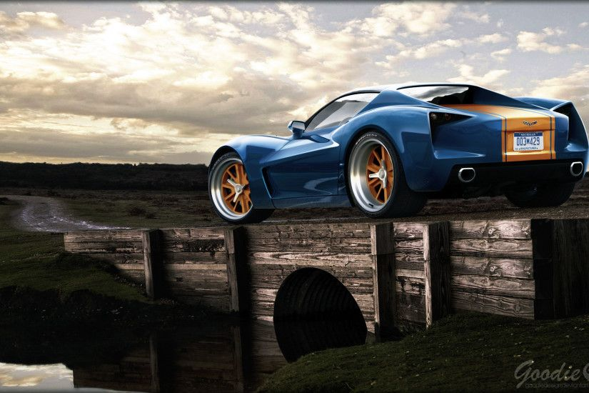 Vehicles - Corvette Chevrolet Chevrolet Corvette Wallpaper