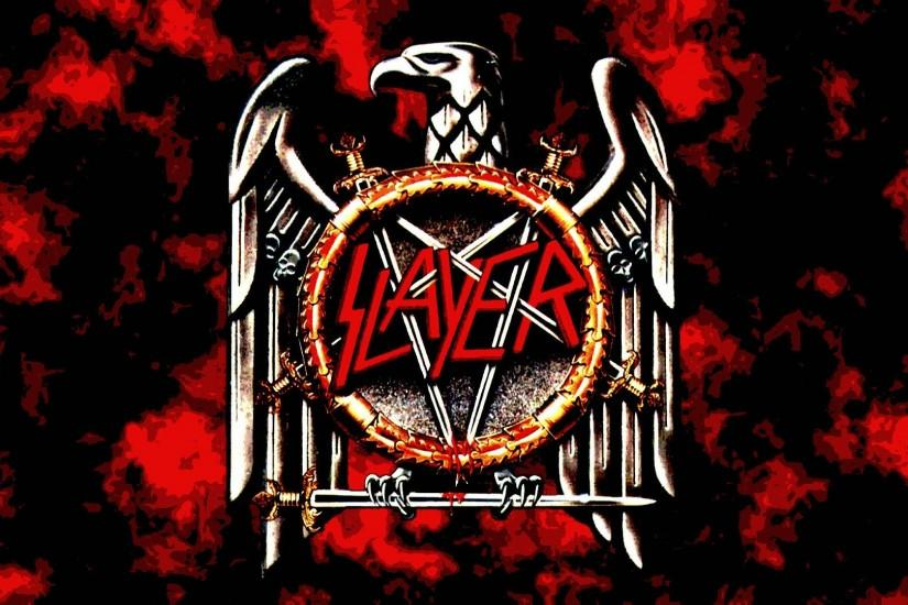 SLAYER death metal heavy thrash dark wallpaper | 1920x1080 | 426969 .