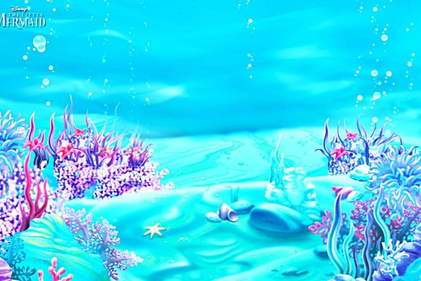 Wallpapers - The Little Mermaid HD wallpaper and background photos .
