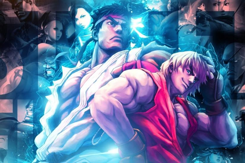 street fighter wallpaper 1920x1080 computer