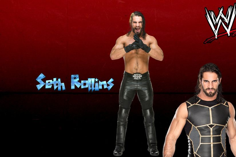 WWE Superstar Wrestler Seth Rollins HD Wallpapers – 2016