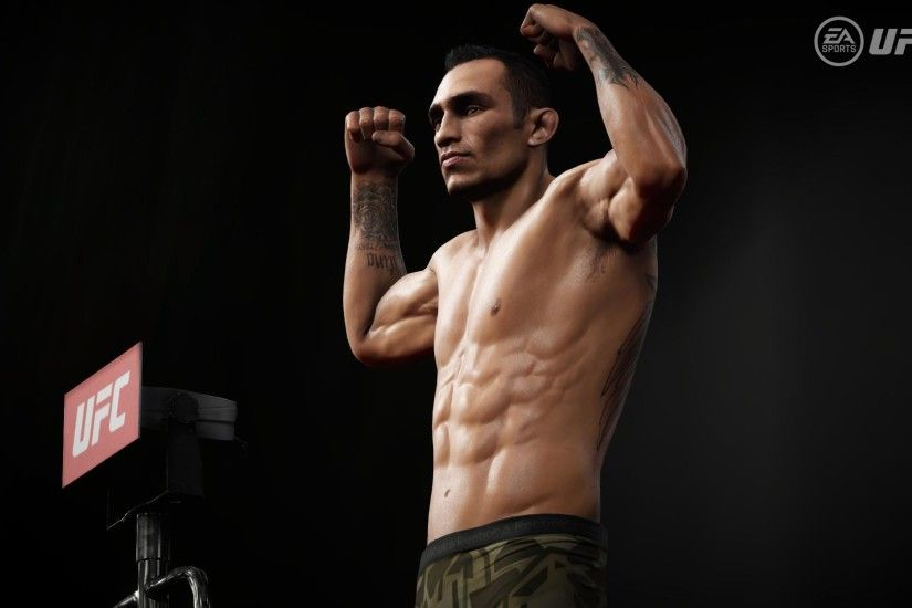 EA Sports UFC 3 Background ...
