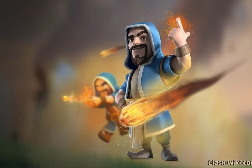 ... clash of clans wallpaper wizard wallppapers gallery ...