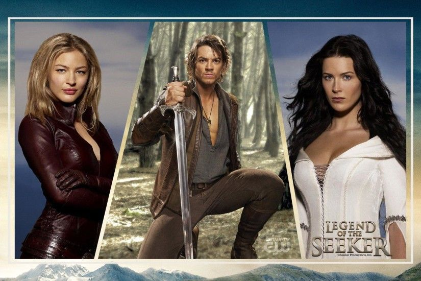 Legend of the Seeker Desktop Wallpapers FREE on Latoro.com