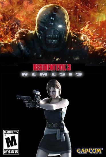 ... Resident Evil 3 Remake Fan Made poster by Miller-Is-Dead