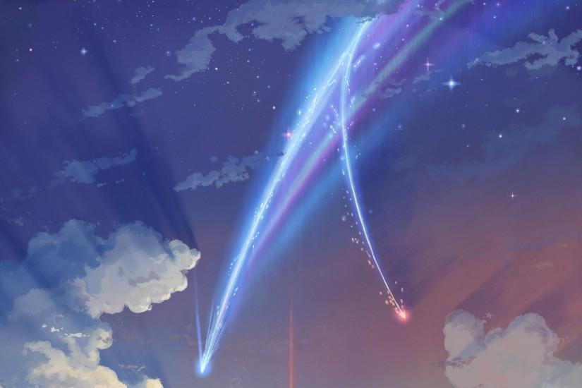 download kimi no na wa wallpaper 1920x1200 iphone