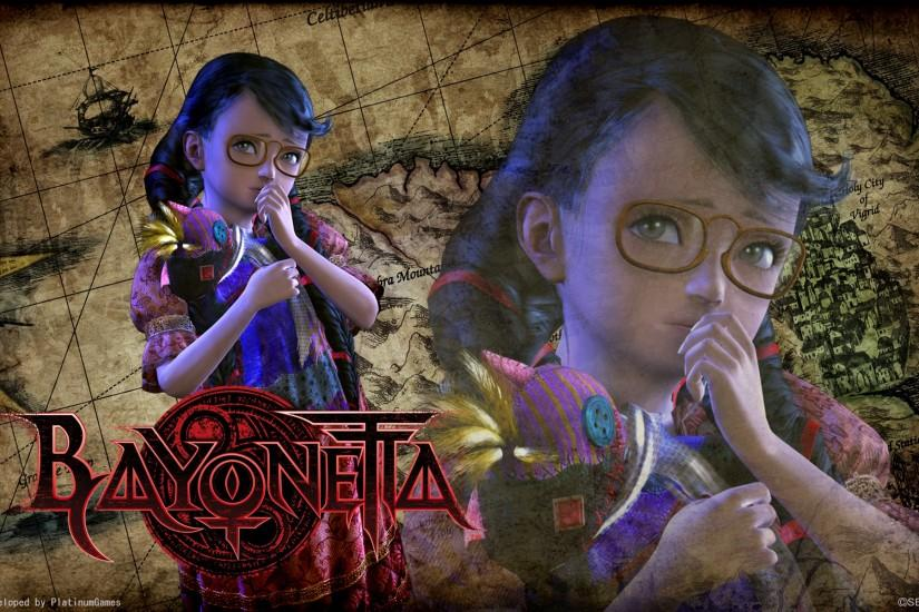 bayonetta wallpaper 1920x1200 picture