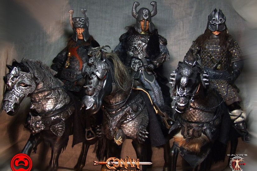 Conan the Barbarian Wallpaper ·① WallpaperTag