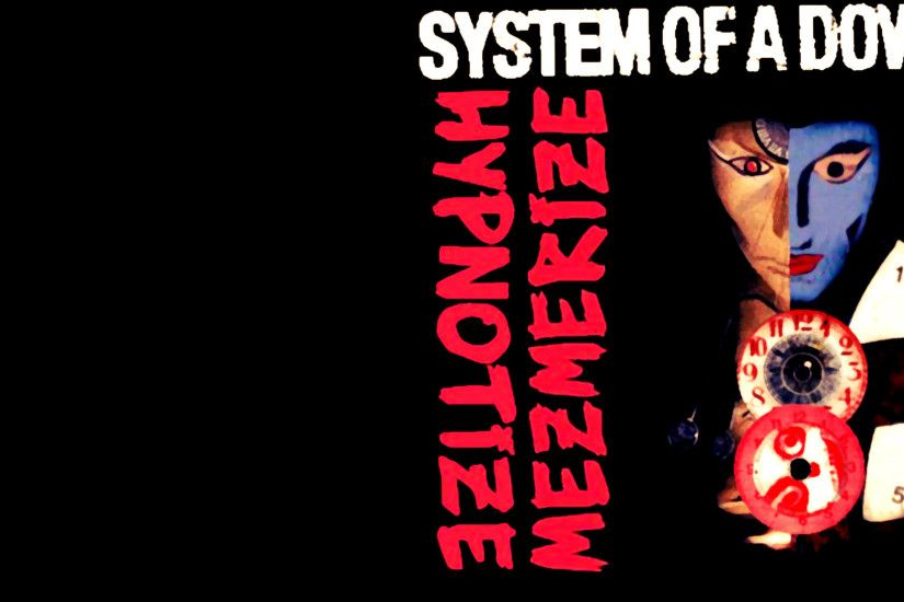 ... System Of a Down-Mezmerize/Hypnotize by PacManSikaT