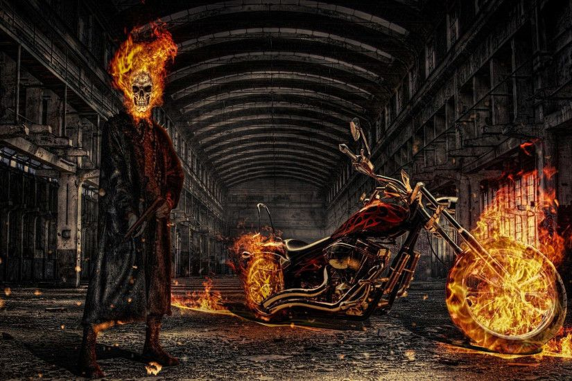 Ghost Rider HD Wallpaper 1920x1080