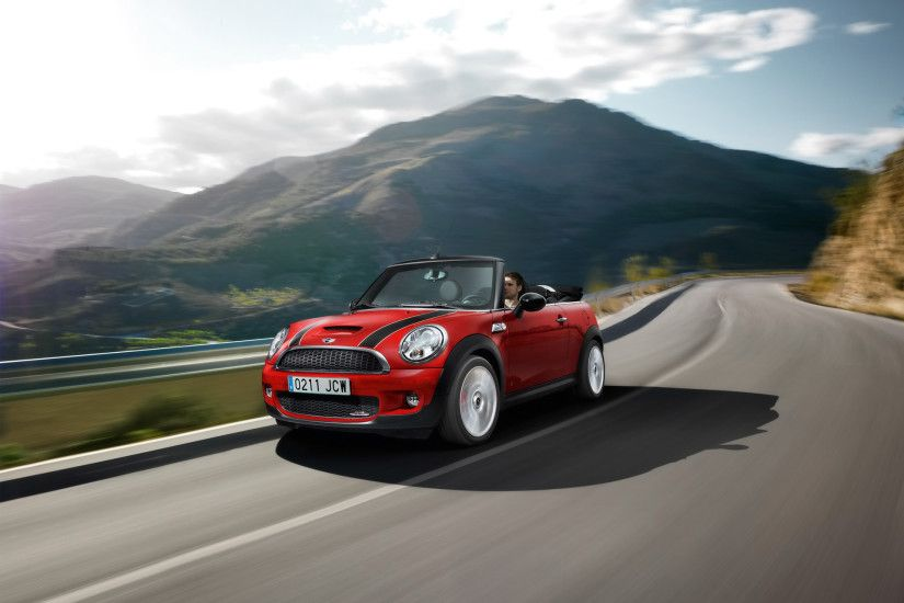 Mini Cooper JCW Dropdown Speed wallpapers and stock photos