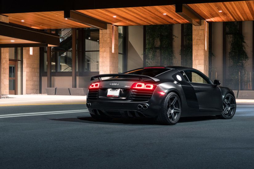 Audi R8 SS Customs