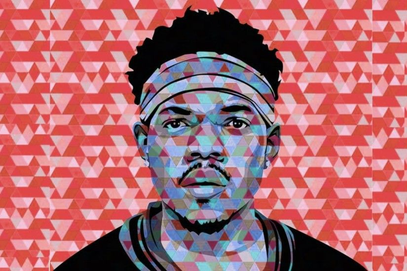 ... chance the rapper dopamine ps4wallpapers com ...