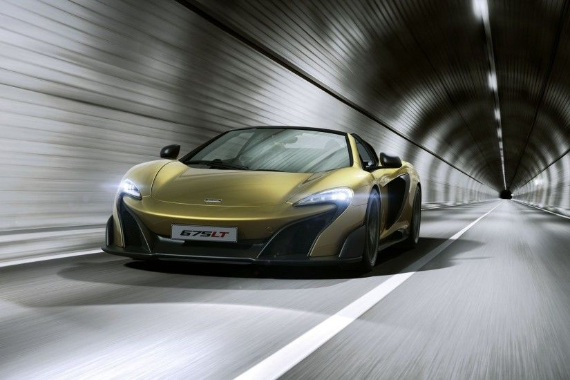 ... Wallpapers McLaren 675LT Widescreen