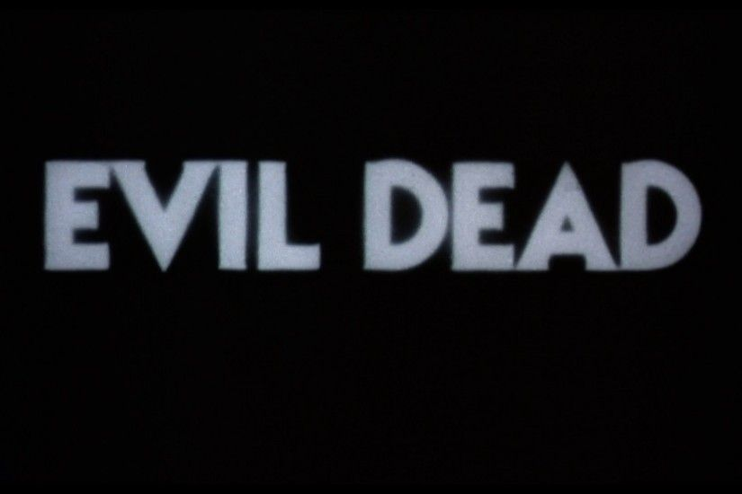 evil dead 1981 wallpaper pack 1080p hd, 1920x1080 (90 kB)