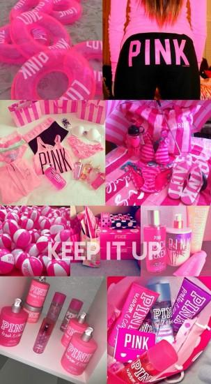 VS, Victoria secret, quote, pink, hot pink, wallpaper, background,