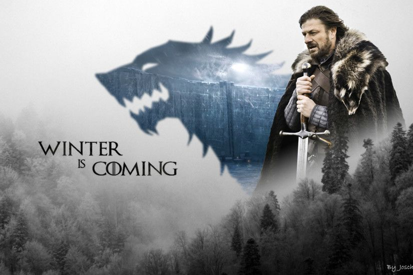 Game of Thrones Wallpaper Eddard Stark by Joschkit on DeviantArt