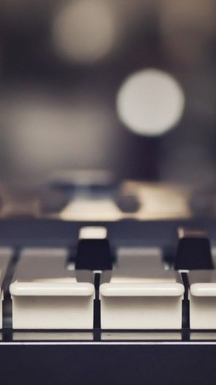 Preview wallpaper piano, music, keys, musical instrument 1440x2560