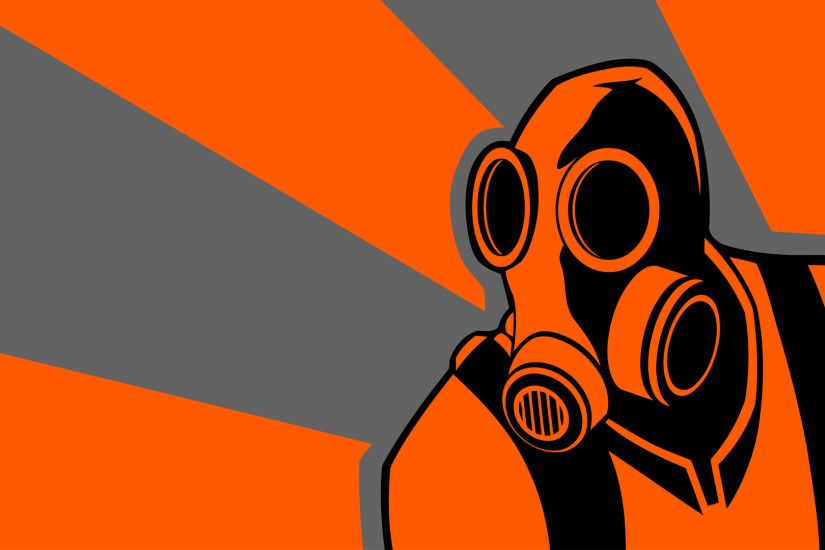 Download Pyro TF2 Wallpaper 1920x1080 | Wallpoper #399026