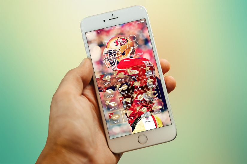 New 49ers wallpapers for desktop, mobile