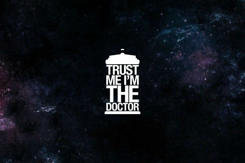 Doctor Who, The Doctor, Minimalism, TARDIS Wallpapers HD / Desktop and  Mobile Backgrounds