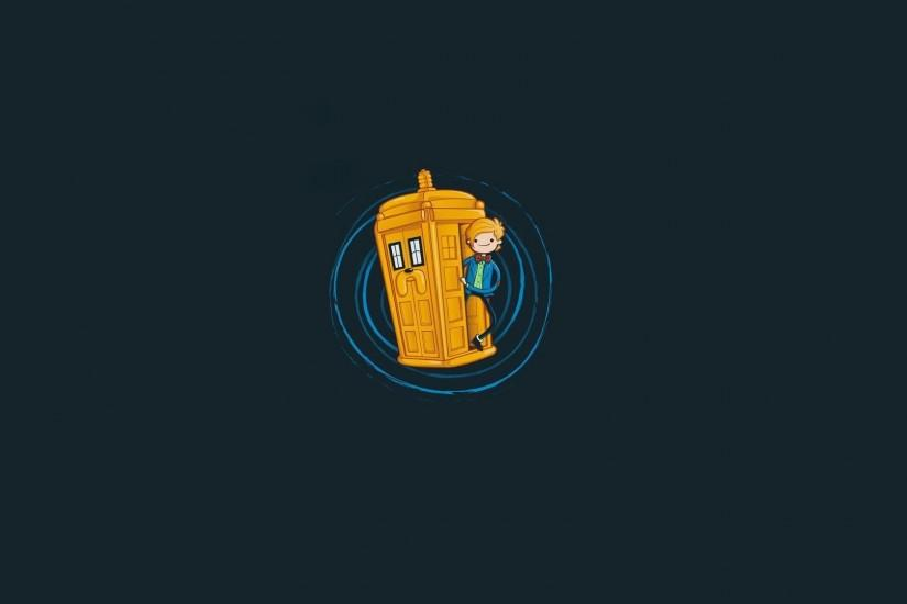 TV Show - Doctor Who Wallpaper