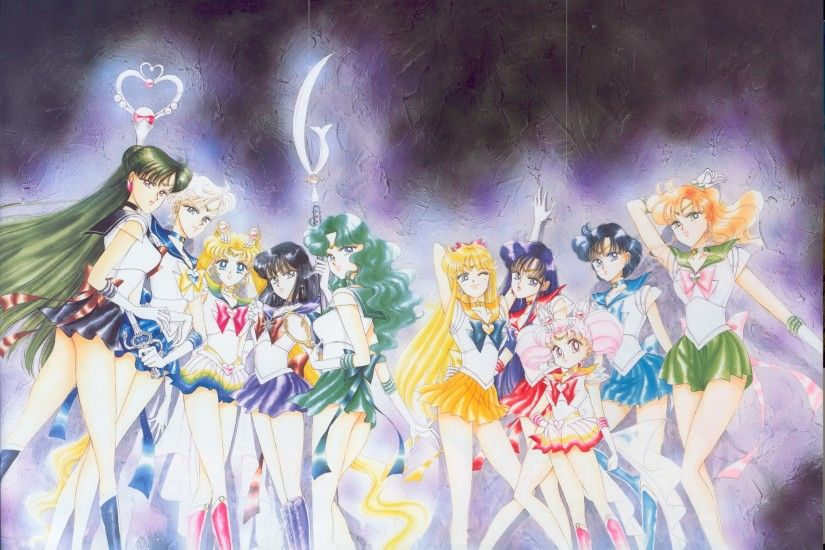 In the Name of the Moon: The Legacy of Sailor Moon