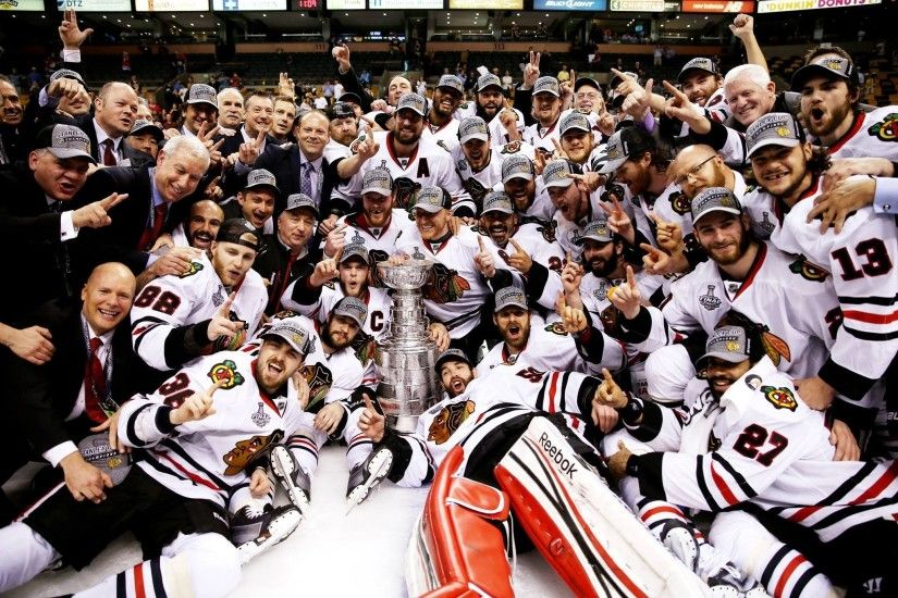 Dimensions:2048x1365. Cool HD wallpaper - Cool Hd Nhl Stanley Cup Champion Chicago  Blackhawks ...