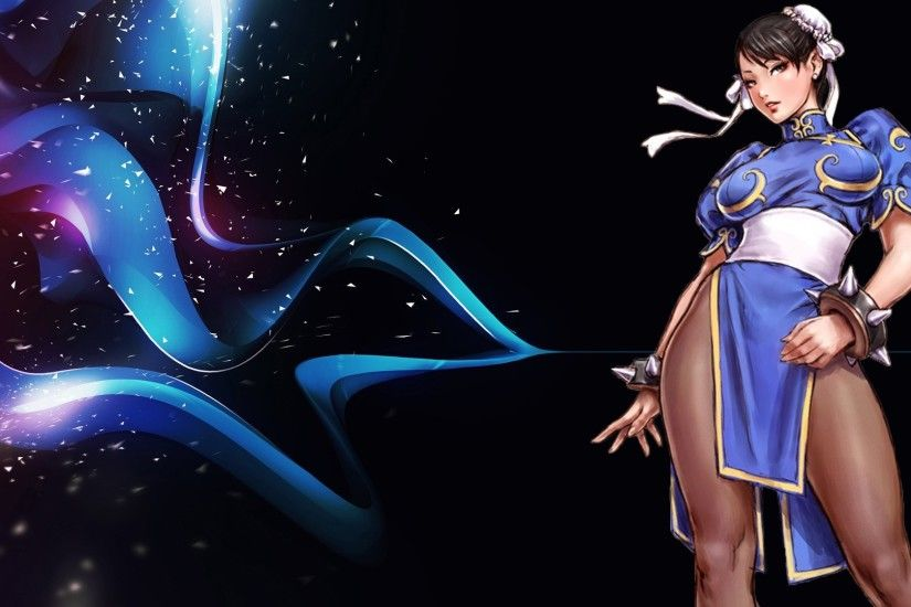 chun Li, Abstract, Illustration, Street Fighter Wallpapers HD / Desktop and  Mobile Backgrounds