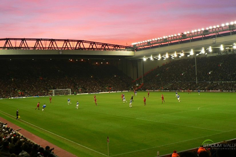 Wallpapersxl Stadium Liverpool Anfield 469797 1920x1080