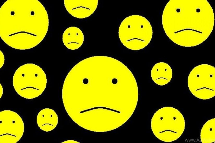 Sad Face HD Wallpapers Desktop Background