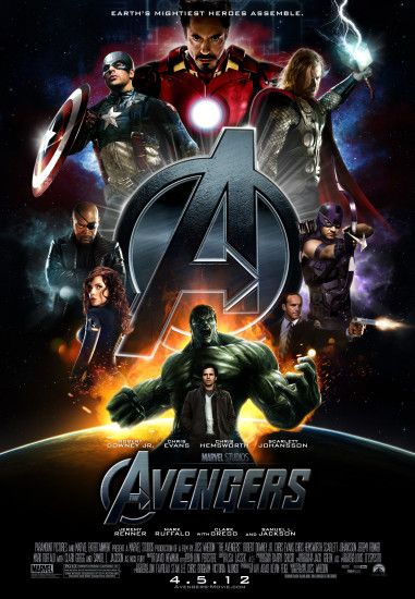 ... Avengers' Movie Poster by themadbutcher