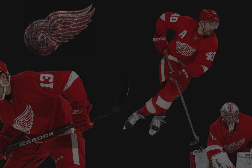 Detroit Red Wings HD Wallpapers