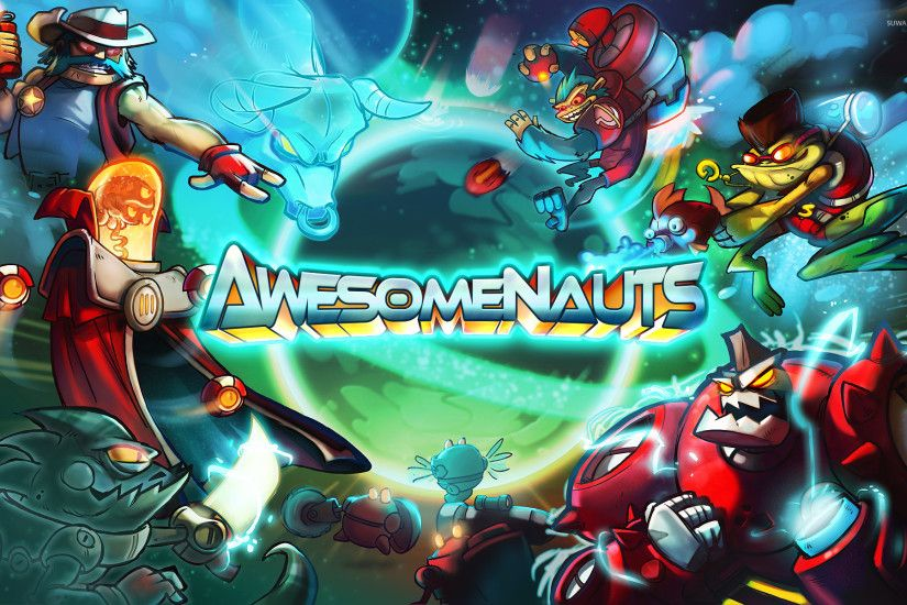 Awesomenauts wallpaper 1920x1200 jpg