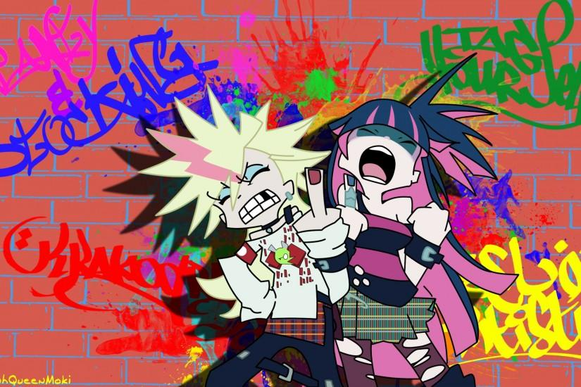 Panty and Stocking With Garterbelt · 46 Fav D Rock City