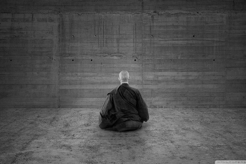 Download Zen Monk Wallpaper 1080p HD | HDWallWide