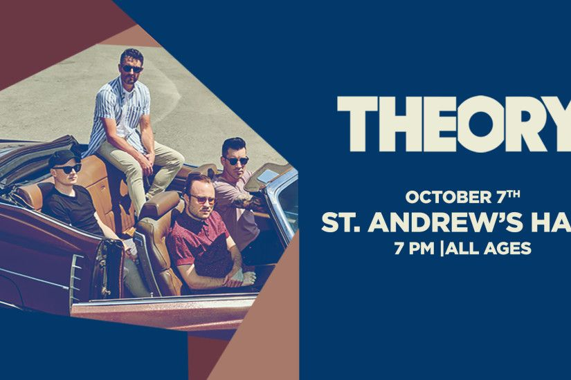 WRIF Presents: Theory of a Deadman at St. Andrews Hall