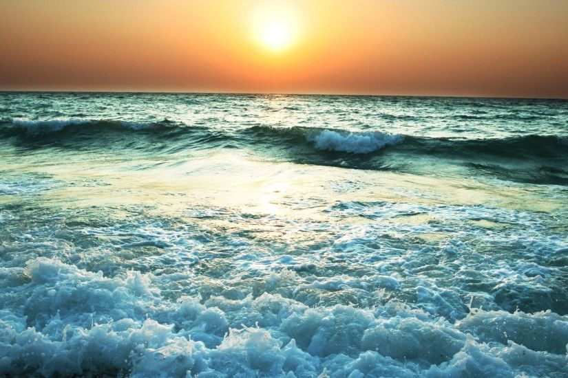 1920x1200 ocean waves backgrounds free download