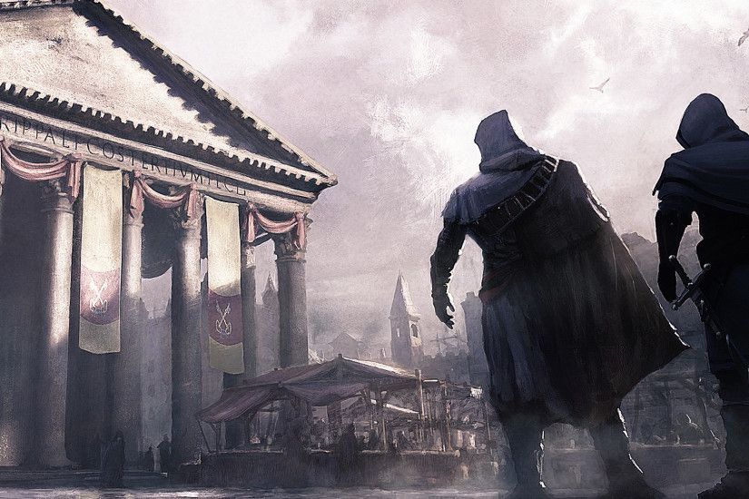 Published 21 December 2012 at 1920 × 1080 in Assassin's Creed: Brotherhood.