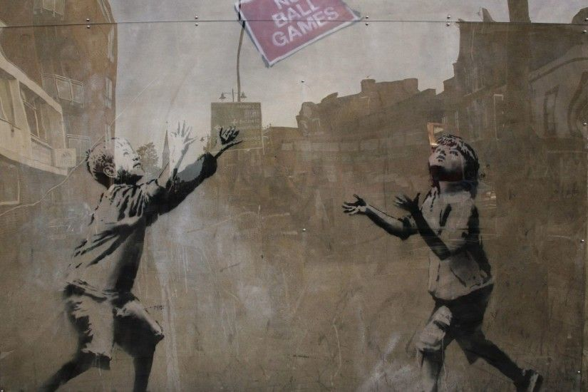 1920x1080 Banksy Art Wallpaper Photos Street For Iphone Hd