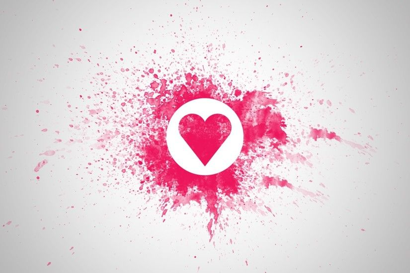 Cool Pictures Love Heart · Heart WallpaperHd ...