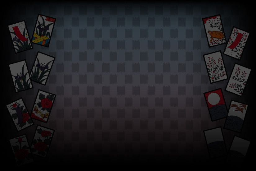 5 Koi-Koi Japan [Hanafuda playing cards] HD Wallpapers | Backgrounds -  Wallpaper Abyss