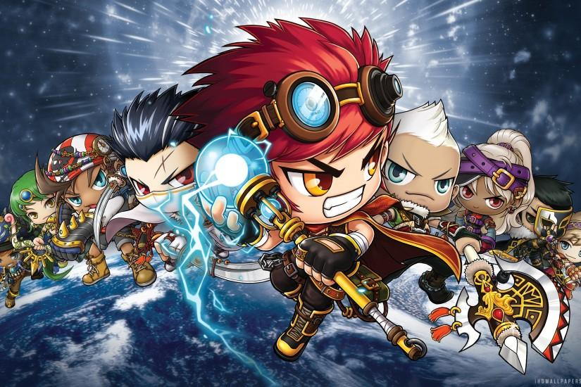 View: 3120482 Maplestory Wallpapers, D-Screens Wallpapers