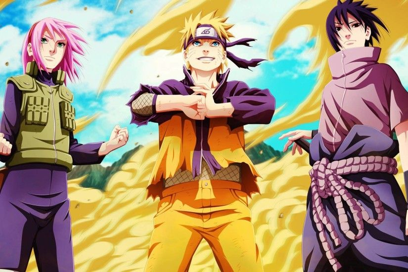 Download Naruto Computer Wallpapers Gallery ...