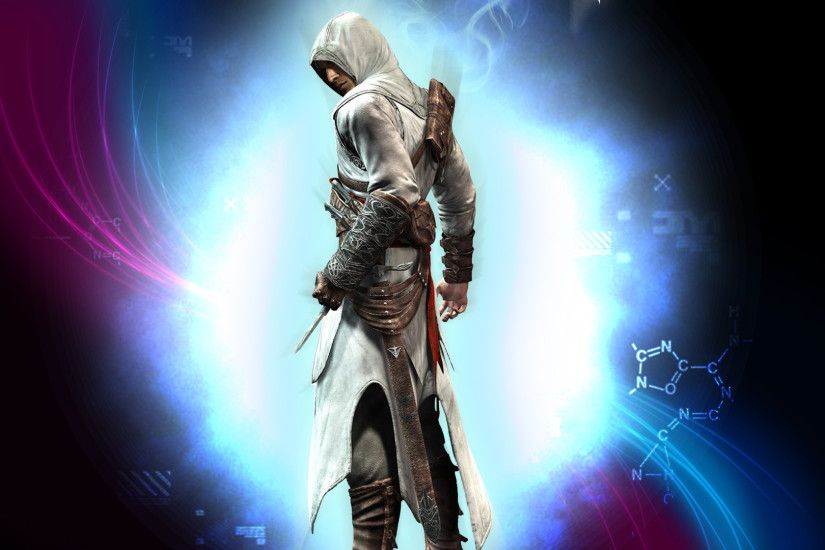 Altair Wallpaper by andyNroses Altair Wallpaper by andyNroses